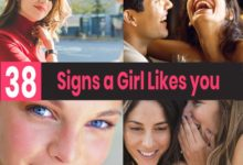 Photo of 38 Signs a girl likes you – by experts