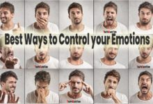 best ways to control emotions