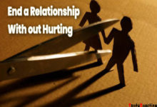 end a relationship without hurting