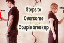 how to overcome couple breakup