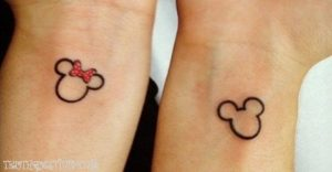 emblematic couple tattoos