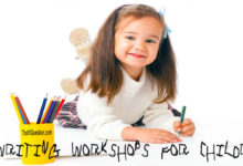 Photo of Writing workshops for children to increase there creative side