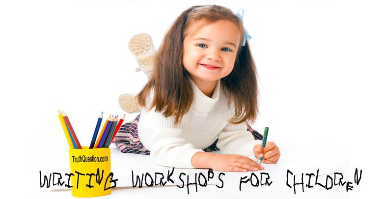 writing workshops for children