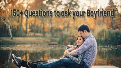 150 Cute Questions to Ask Your Boyfriend and Know Him Better