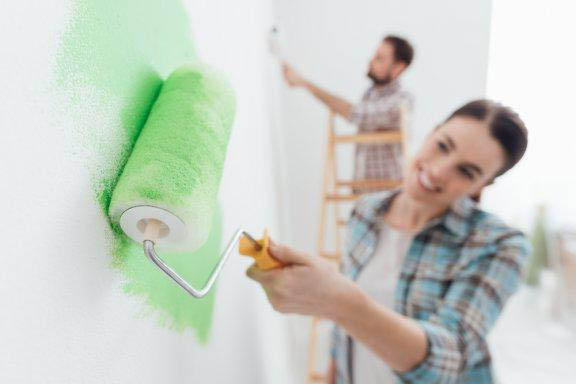 mistakes to avoid in painting house