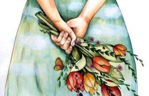 steps to make a bridal wedding bouquet