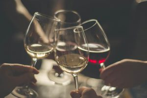 wedding toast speeches raise the glass