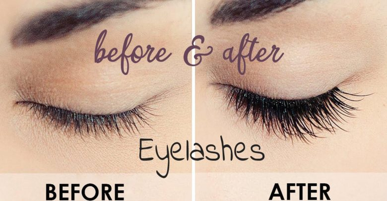 grow your eye lashes naturally