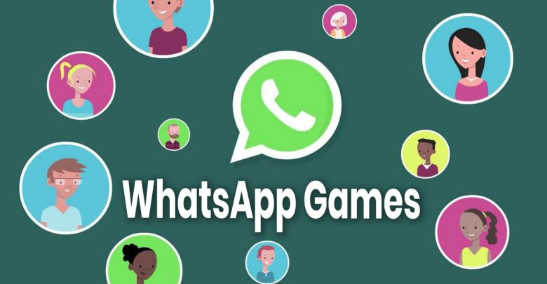 whatsapp games