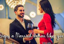 Photo of Signs a married woman likes you – knows the keys