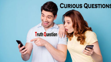 Photo of 60 Curious Questions (with even more Curious ANSWERS)
