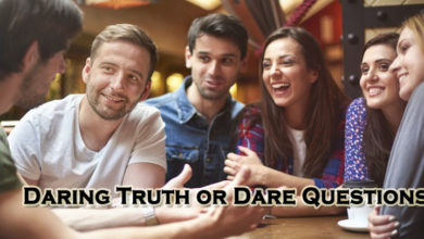 daring truth or dare questions