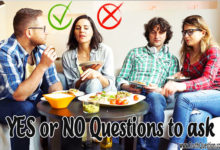 Photo of 325 YES or NO questions (funny, uncomfortable, for friends, )