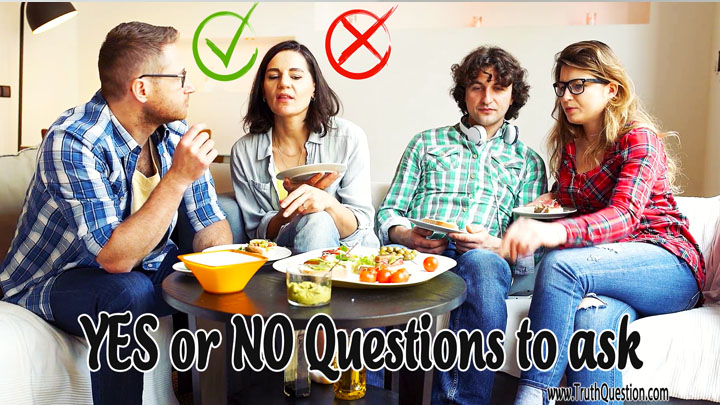 Couples questions yes no or for 200+ Funny,